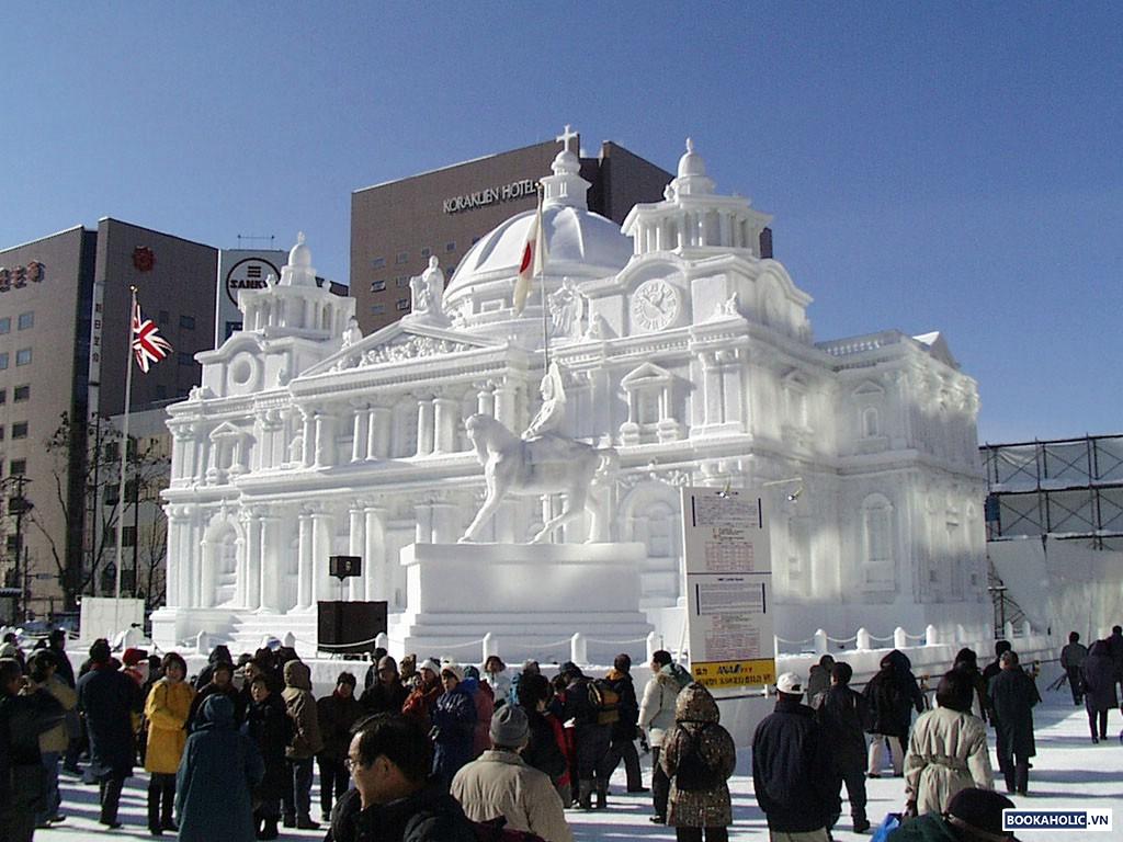 The Sapporo Snow Festival - Japan 2