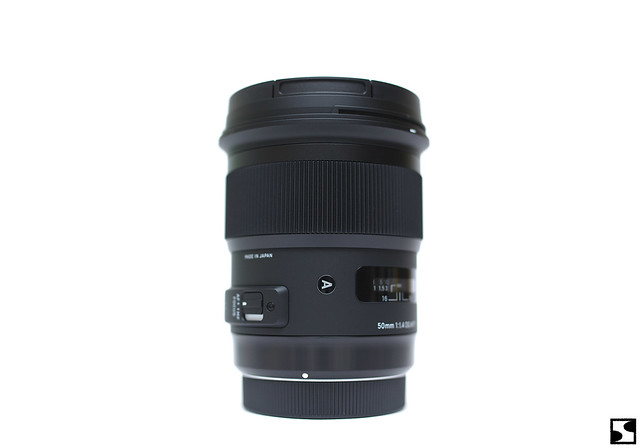 The new Sigma 50mm f/1.4 Art Lens