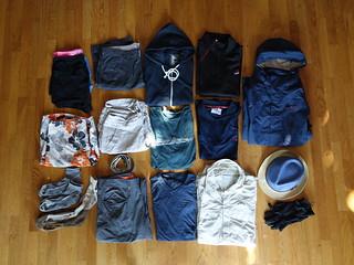 Vêtements de Clément