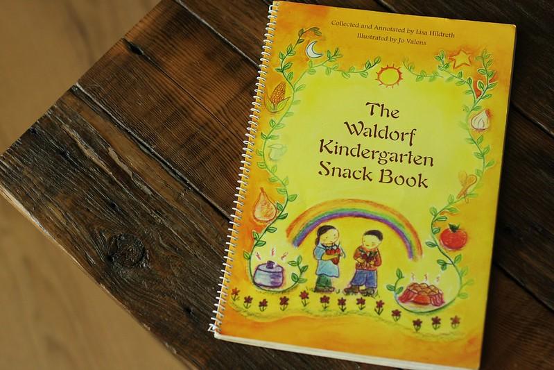 snack book