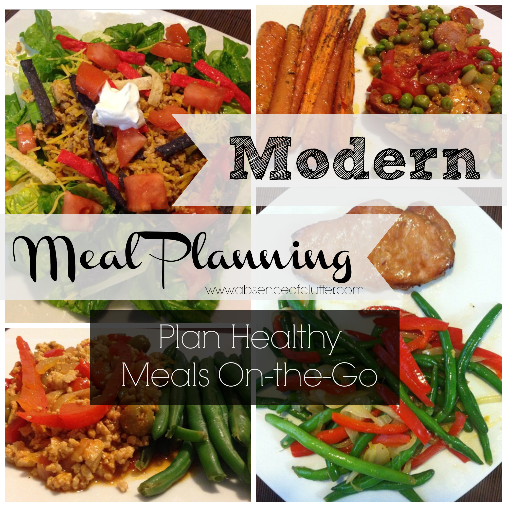 Meal Planning Title