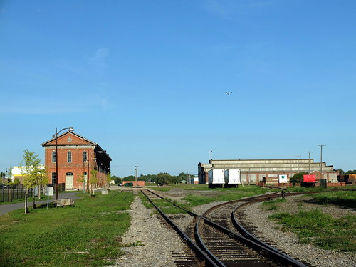 Canada Southern Railway Station and Elgin County Railway Museum
