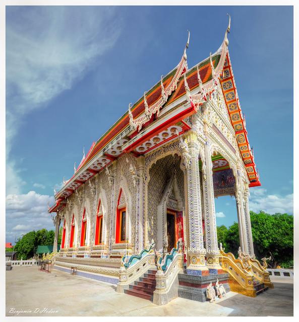 White Temple (detail @44.2 Megapixels)