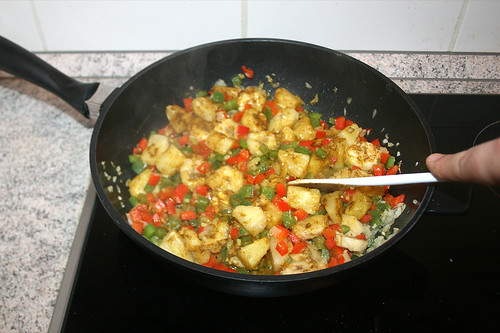 39 - Curry anbraten / Fry curry