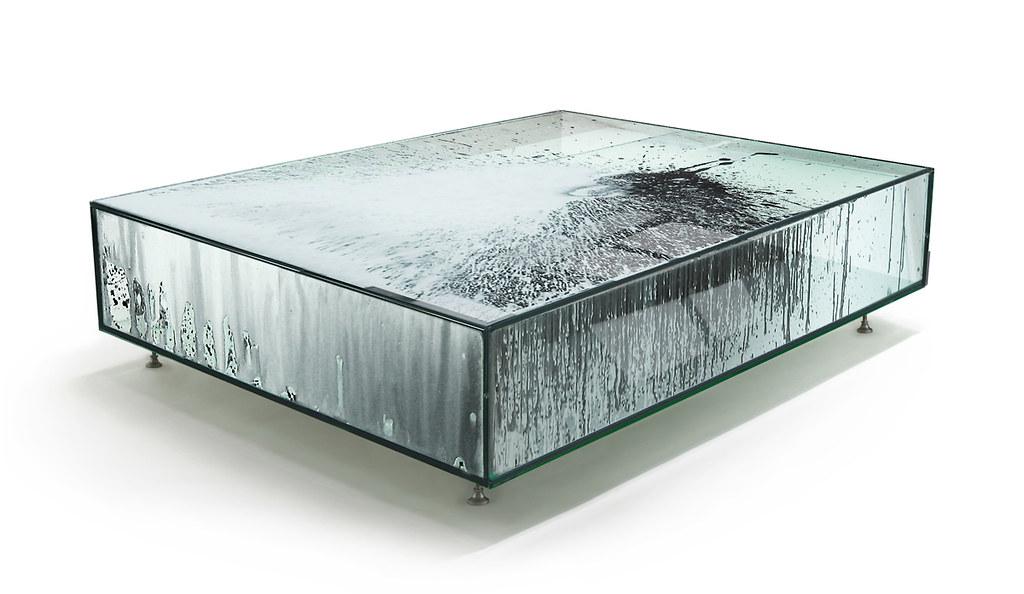 Fredrikson Stallard, Monochrome Paint Table