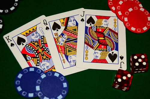 King, Queen, Jack of Spades (4 of 4)
