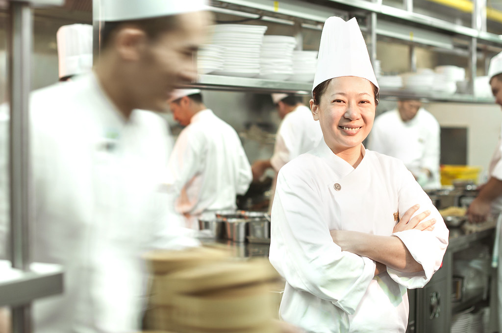 Shang Palace - Dim Sum Chef Kerene Cheng