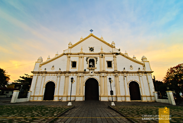 Vigan City's St. Paul Cathedral