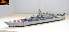 Battleship Vittorio Veneto