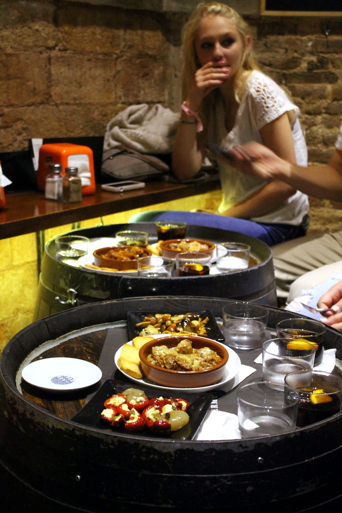 Food lovers tapas tour barcelona (4)