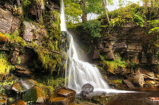 Falls at Keld