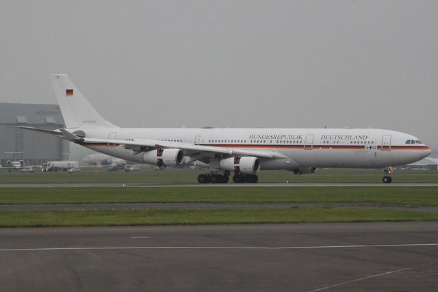 German A340 16+02
