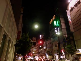 片町の夜景|Katamachi Night Scene