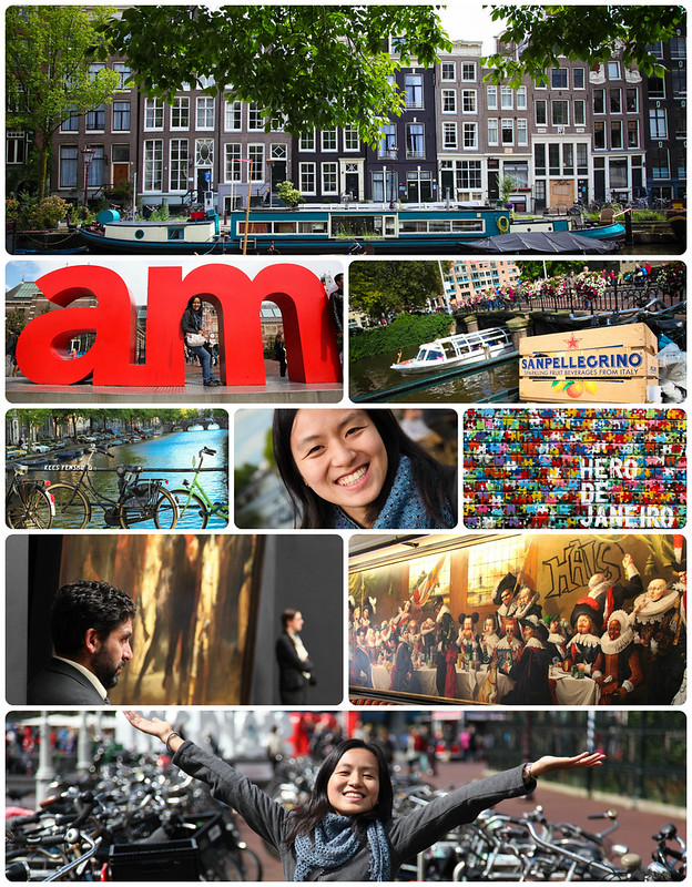 Collage-Holland-Amsterdam