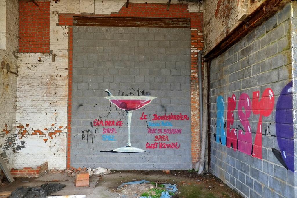streetart   ghent . belgium