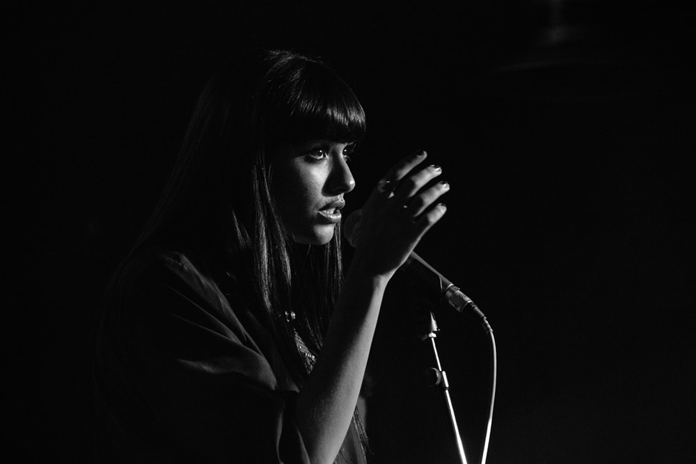 Charlotte OC @ Hoxton Square Bar & Kitchen, London 20/08/14