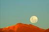 luna llena en san Pedro de atacama