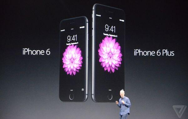 4,7-дюймовый iPhone 6