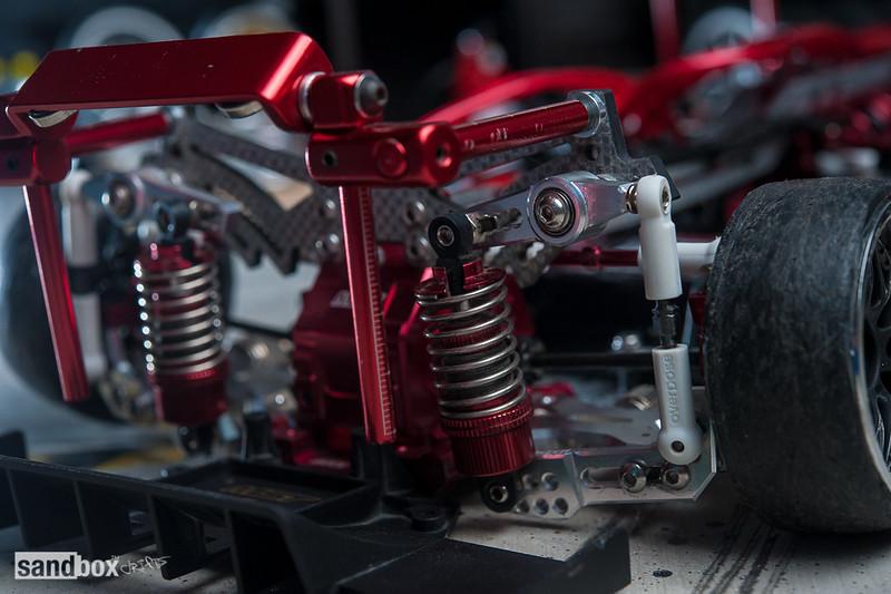 MST FXX-D VIP RWD Chassis Setup on Aphalt Rebuild RC Drift 15010219662_3f70e4922b_c