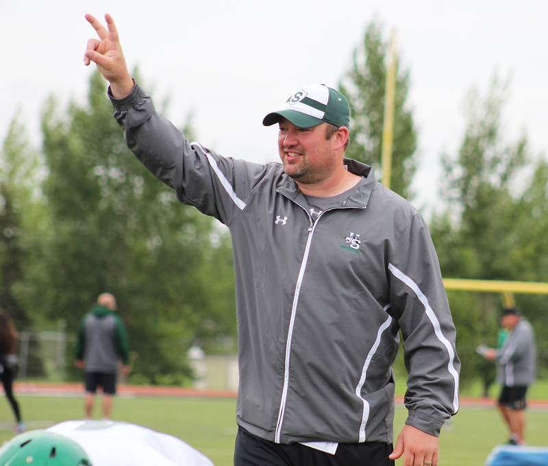 Scott Flory brings a new dimension to the Huskie offence