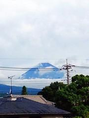 Mt.Fuji 富士山 8/24/2014