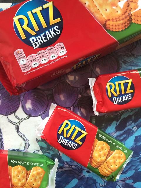 Ritz iPhone snap