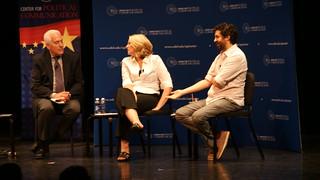 "Former ""Colbert Report"" writer discusses politics, satire and fart jokes"