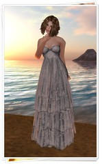 LC -  Jollie - Empire  Sequin Gown FREEBIE