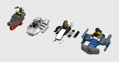 Microfighter Capital Ships