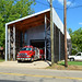 Newbern, AL - Newbern Fire Station (built by Rural Studio Students) by RuralSWAlabama