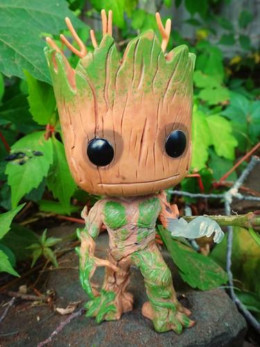 Loot Crate August 2014 Groot 2