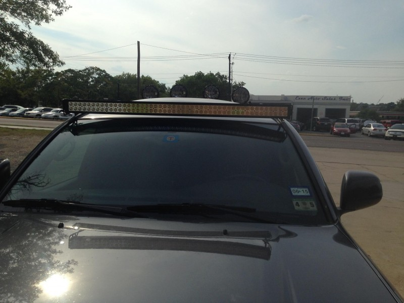 4th Gen 4runner Rooftop Light Bar Mounts | Toyota 4Runner Forum ...