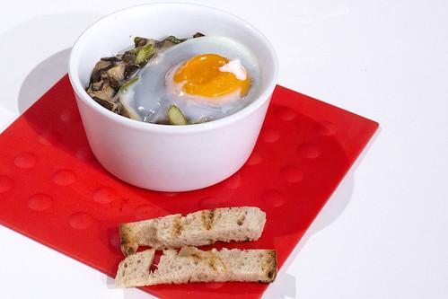 Prova - Prato com Ovos