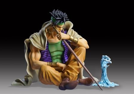 雕像傳說第52彈 恩多爾與蓋布神登場!