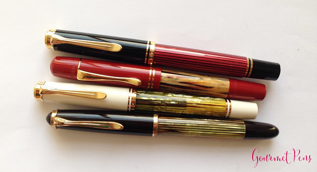 Review: Pelikan Souverän M101N Red Tortoiseshell SE Fountain Pen - Medium @AppelboomLaren @Pelikan_Company