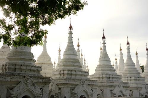 Sanda Muni temple Mandalay, Myanmar