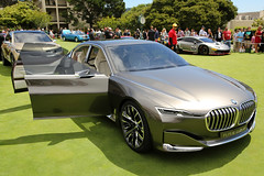 BMW Vision Future Luxury Concept 2014