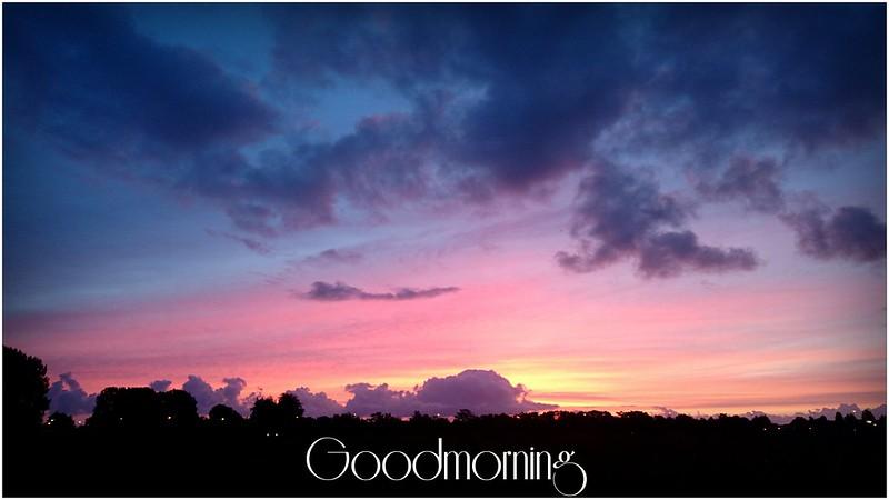 Goodmorning Lelystad! (25-09-2014).