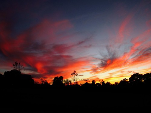 Gorgeous Sunset 9.25.14