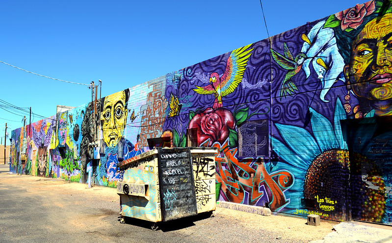 Barrio Mural