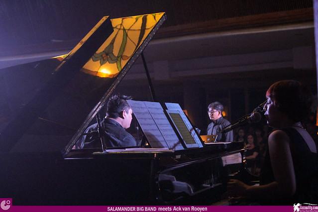 Salamander Big Band meets Ack van Rooyen 2014 (2)