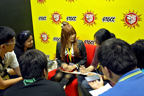 STGCC 2014 Day 1 Event Report