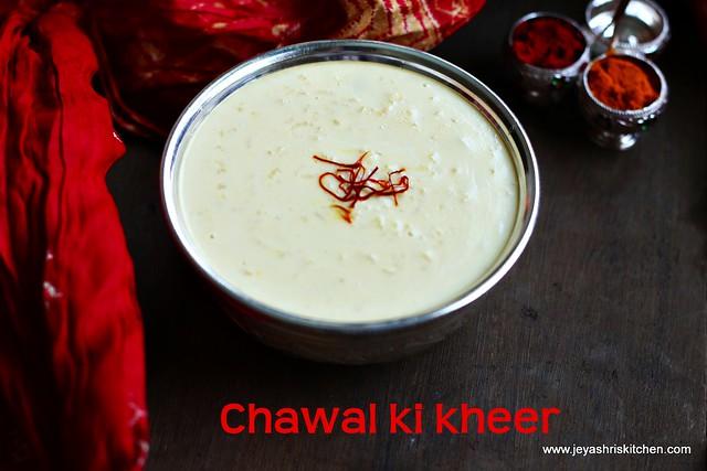 kheer-recipe