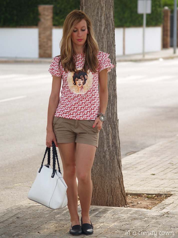 Outfit Dolores Promesas In a Trendy Town blog