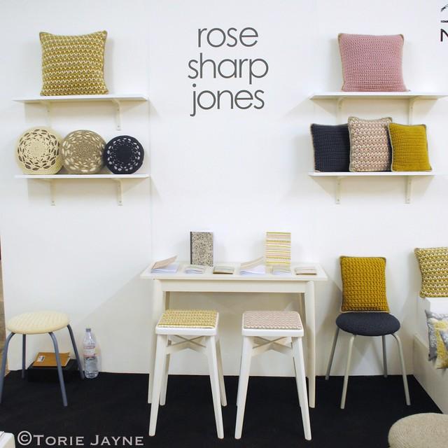 Rose Sharp Jones @tent_london