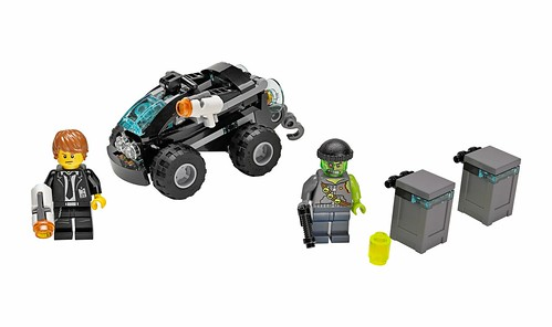 LEGO Ultra Agents 70160 Riverside Raid 00