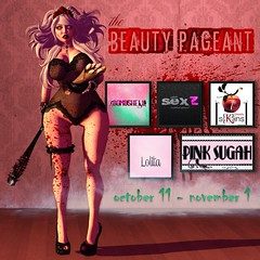 The Beauty Pageant - October 11 - Nov 1