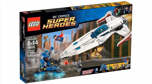 LEGO DC Super Heroes 76028 Box