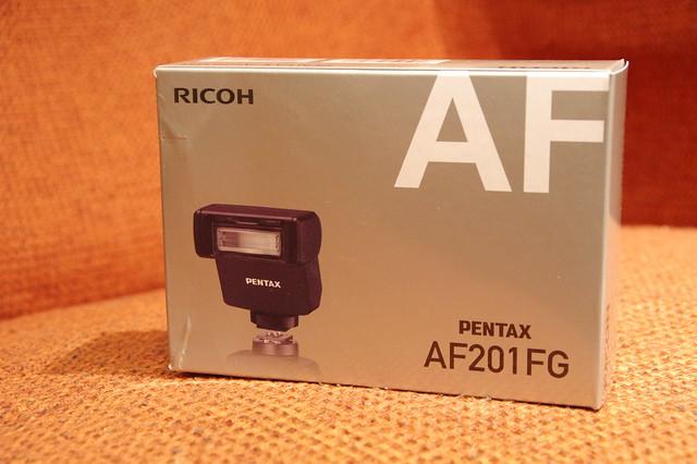 PENTAX オートストロボ AF201FG _5