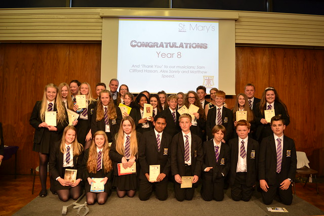 Key Stage 3 Awards Evening 2014-15